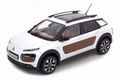 Citroen Cactus C4 Wit Pearl white &chocolate airbump 2014 1/18