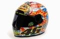 Helm Valentino Rossi GP 500 Mugello 2001 AVG Helmet 1/2