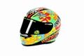 Helm Valentino Rossi Moto GP Valencia 2003 AVG Helmet 1/2