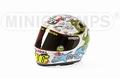Helm Valentino Rossi Moto GP Valencia 2005 AGV Helmet 1/2