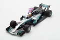 Mercedes Benz AMG Petronas F1 W08 EQ Power + 1/18