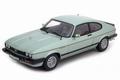 Ford Capri  MK III 2,8i Groen Crystal green metallic 1982 1/18
