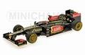 Renault Lotus F1 Team K Raikkonen schowcar limited edition 1/18