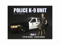 Police met K9 Politie en hond Unit I 1/18