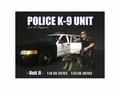 Police met K9 Politie en hond Unit II 1/18