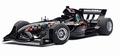 Lola Zytech A1 Gp 2007 Promo car Presentatie Formule 1 F1 1/18