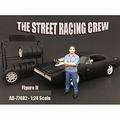 Street racing crew II 1/24