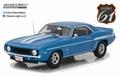 Chevrolet Yenko Camaro 1969 Blue Blauw Fast &  Furious Brain 1/18