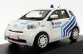 Toyota IQ Belgium Police Politie 2012 1/43