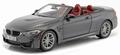 BMW M4 Cabriolet F83 2015 Grijs Grey 1/18