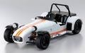 Caterham Super Seven JPE Wit  White 1/18