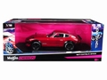 Datsun 240Z 1971 Rood Maisto Design 1/18