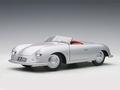 Porsche 356 nummer 1 Zilver Silver 1948 1/18