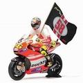 Ducati Desmosedici GP 11?2 Valentino Rossi Valencia 2011 1/12
