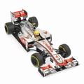 Mc Laren Mercedes Vodafone L,Hamilton Formule 1 MP4-27 F1  1/18