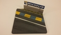 Diorama Le Mans 2000 Michelin Blauw / Geel 1/43