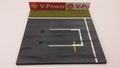 Diorama V-Power Shell startbaan  1/43