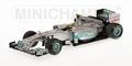 Mercedes Petronas GP F1 team N,Rosberg Formule F1 2011 1/18