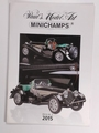Paul's Model Art MINICHAMPS Catalogi 2015 Edition 1 (GER)