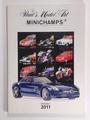 Paul's Model Art MINICHAMPS Catalogi 2011 Edition 1