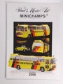 Paul's Model Art MINICHAMPS Catalogi 2006 Edition 2