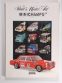 Paul's Model Art MINICHAMPS Catalogi 2006 Edition 1