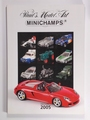 Paul's Model Art MINICHAMPS Catalogi 2005 Edition 1
