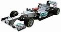 Mercedes AMG Petronas F1 team M,SCHUMACHER 2012 fORMULE 1  1/18