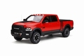 Dodge RAM 2500 power wagon pick up Rood - Red 1/18