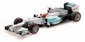 Mercedes AMG Petronas F1 team M,Schumacher Formule 1 2012 1/18