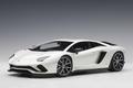 Lamborghini Aventador S 2017 Parel wit - Pearl White 1/18