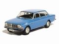 Volvo 144 S 1967 Blauw  Blue  1/43