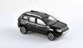 Dacia Duster 2018  zwart  black 1/43