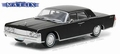 Lincoln Continental 1965 Zwart Black 1/43