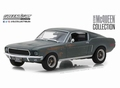 Ford Mustang GT 1968 Unrestored Steve Mc Queen Collection 1/43