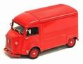 Citroen HY  Rood - Red 1962 1/24