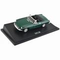 MG B Cabriolet Groen  Green 1/43