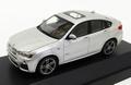 BMW X4  Zilver   Silver (F26) 2015 1/43