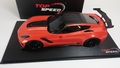 Chevrolet Corvette C7 ZR-1  Oranje Orange 1/18