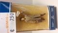 Man met koffer en krant Homme valise et journal Figuur Figur 1/43