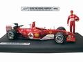 Ferrari F1 M,Schumacher 7 x World Champion Formule 1 1/18