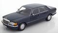 Mercedes Benz 560 SEL 1991 Donker blauw Dark Blue 1/18