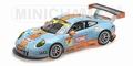 Porsche 911 GT3R Super GT 2017 Jono/Kyosuke # 9 Gulf 1/18