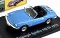 Triumph Spitfire L Blauw Cabrio  1/43