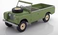 Land Rover 109 Pick up Series II groen open 1959 1/18