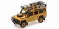 Land Rover Defender 110  Camel Trophy edition  1/18