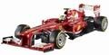 Ferrari F138 F,Massa Formule 1 F1 Shell Santander 1/18