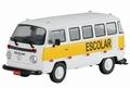 Volkswagen Kombi T2 Transporte Escolar 1/43