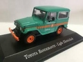Toyota Land Cruiser Bandeirante - Light Electricidade 1/43