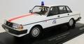 Volvo240 GL 1986 Belgische Politie Belgium 1/18